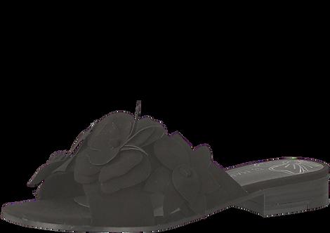 Marco Tozzi - 27102 - Black Flower Mules