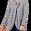 Thumbnail: 023 - Zip Front Asymmetric Jacket
