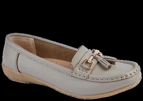 JJ - Leather, Nautical Mushroom Loafer