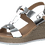 Thumbnail: Marco Tozzi - 28355 - Silver Link Wedge