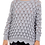 Thumbnail: 039 - Teardrop, Scallop Edge, Knitted Jumper