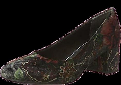 Marco Tozzi - 22460 - Velvet Court Shoe