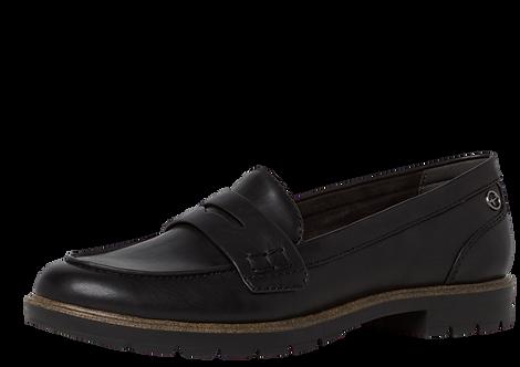 Tamaris - 24600 - Black Loafer
