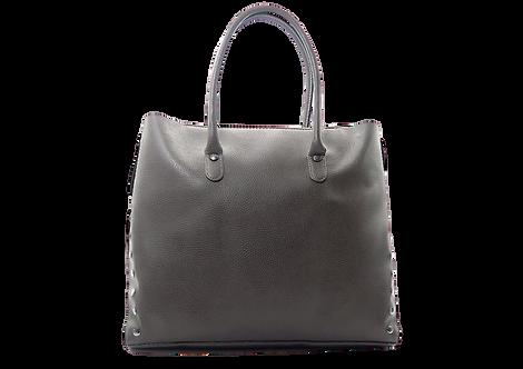 Marco Tozzi - 61114 - Grey Stud Shoulder Bag