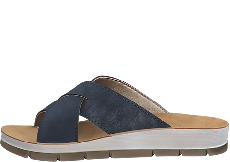 Marco Tozzi - 27410 - Navy Crossover Mule