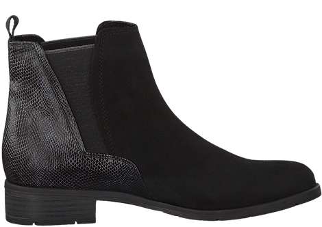 Marco Tozzi - 25321 - Black Ankle Boot