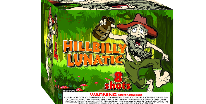 Hillbilly Lunatic