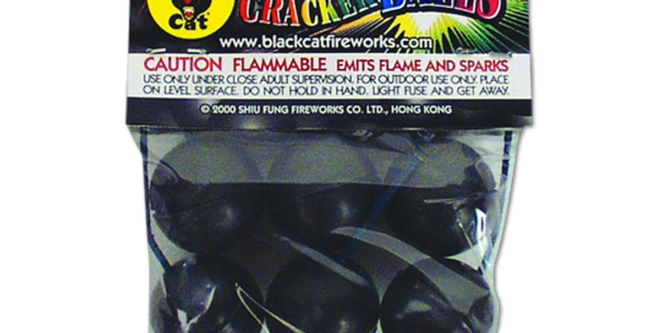 Cracker Balls