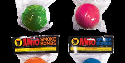 Jumbo Smoke Bombs
