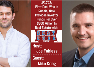 Best Ever Podcast Features Mike Krieg