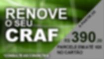 Renovação do CRAF junto ao Exército
