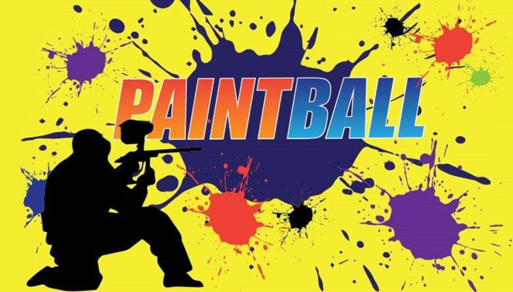 Paint Ball Party