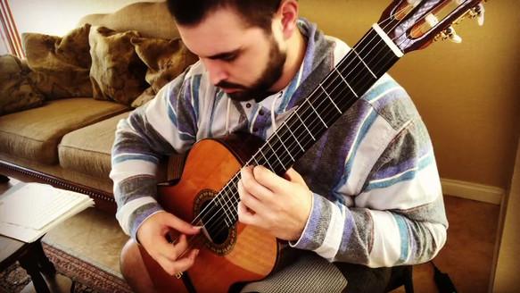 Daniel Monaghan - Guitar Teacher