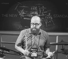 Chris Brawley, online drum teacher