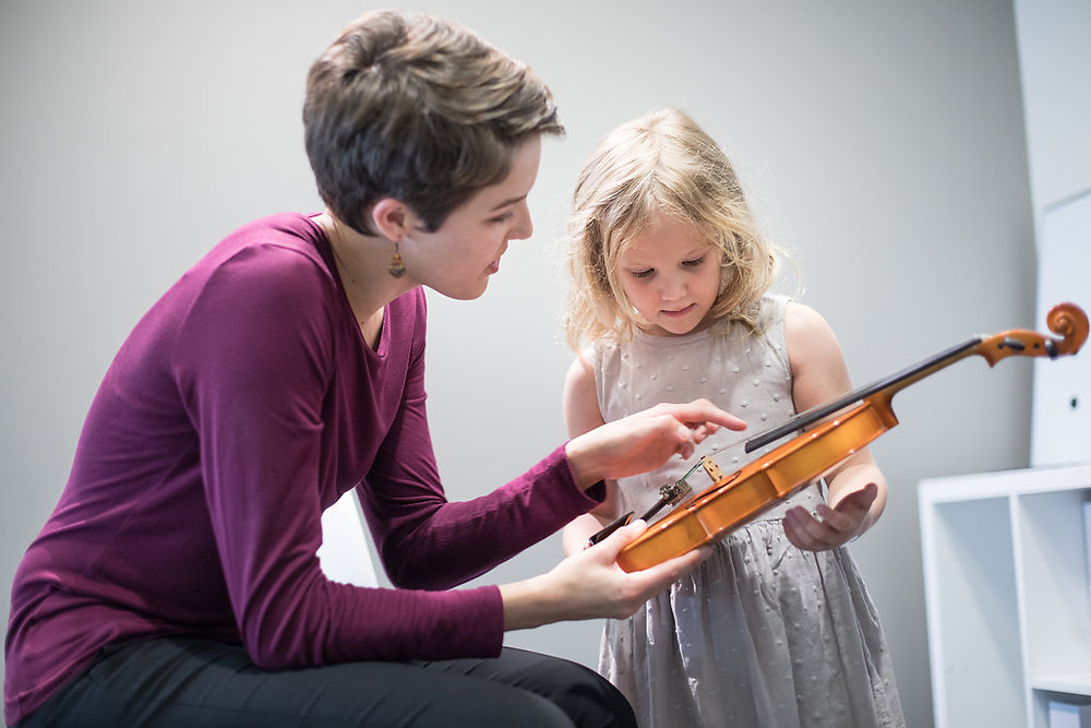WePlay Music Online Violin Lessons