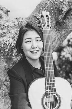 Bokyung Byun, online guitar teacher