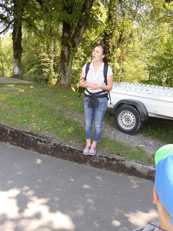 Kräuterwanderung mit Ursula Anderhalden