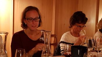 Impressionen der Weindegustation mit Nachtessen in der alten Krone in Sachseln