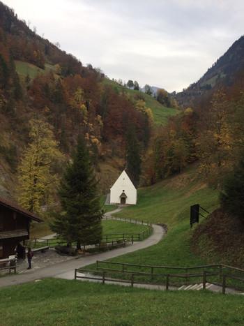 Friedensmesse in der unteren Ranftkapelle