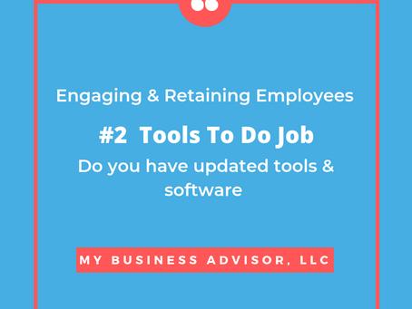 Engaging & Retaining Employees #2 Challenge
