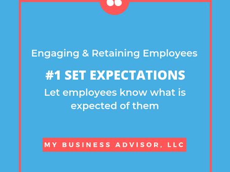 Engaging & Retaining Employees #1