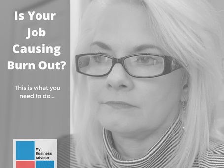 Is Your Job Causing Burn Out?