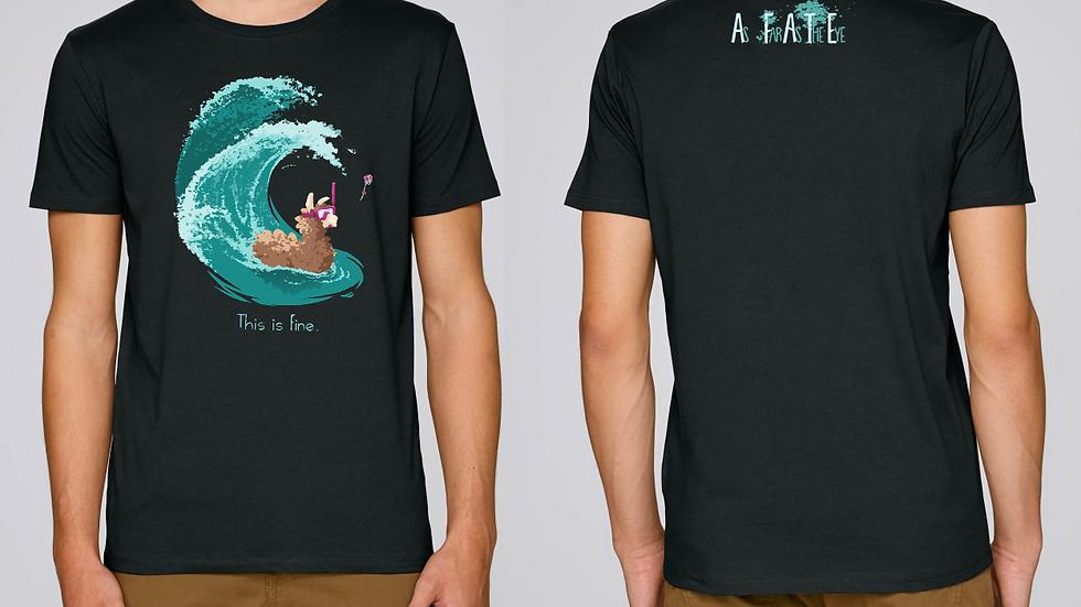 """T-shirt """"llama"""""""