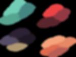 Palette pour As Far As The Eye