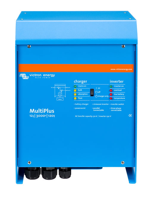 Victron Energy Multiplus 12/3000/120-50 120V VE.Bus