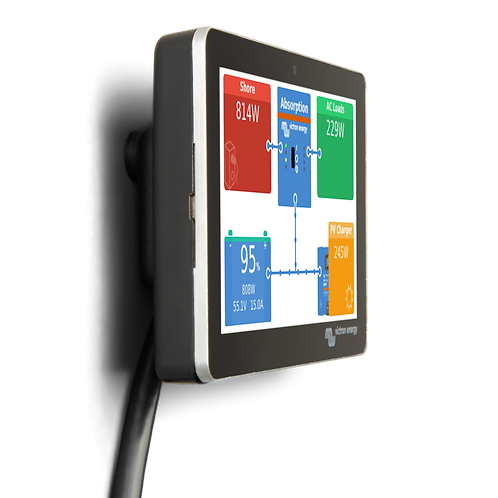 Victron Energy GX Touch 50 Wall Mount