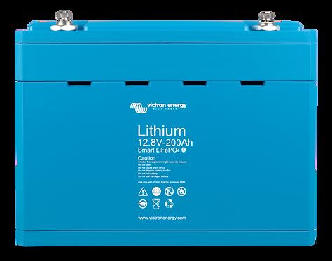 Victron Energy LiFePO4 12.8V/200AH Smart