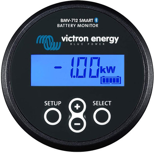 Victron Energy Battery Monitor BMV-712 BLACK Smart