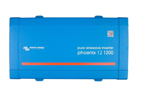 Victron Energy Phoenix Inverter 12/1200 120V VE. Direct NEMA 5-15R