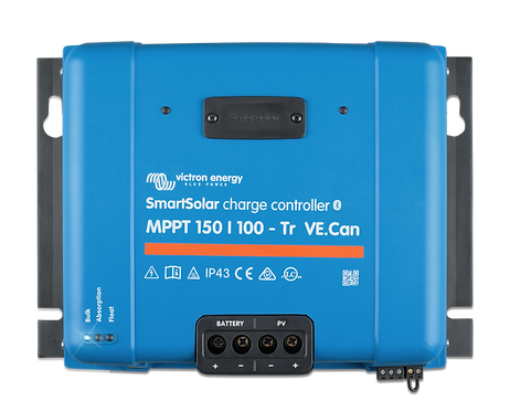 SmartSolar Charge Controller MPPT 150/100-Tr VE.Can
