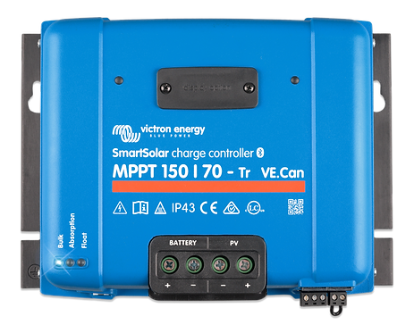 Victron Energy SmartSolar MPPT 150/70 - TR VE.Can