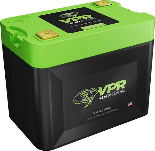 VPR 4EVER CLASSIC | Group 24 Lithium Battery 80AH