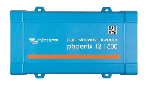 Victron Energy Phoenix Inverter 12/500 120V VE. Direct NEMA 5-15R