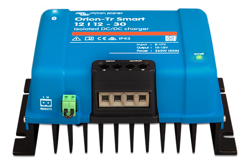 Victron Energy Orion-Tr Smart 12/12-30A (330W) Isolated