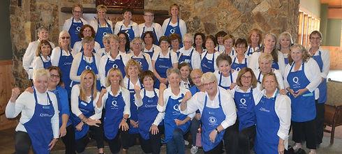 Group Picture of Estes Park Quota Club