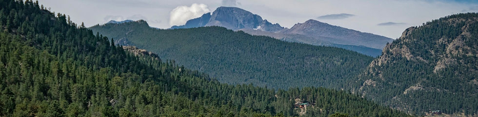 Beautiful View For Your Next Home in Estes Park CO