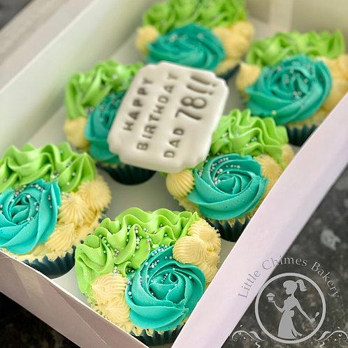 Celebrations - 'The Bespoke Cupcake Box'