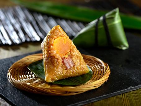 Zongzi / Rice dumplings from Northern Taiwan