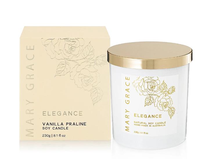 Vanilla Praline
