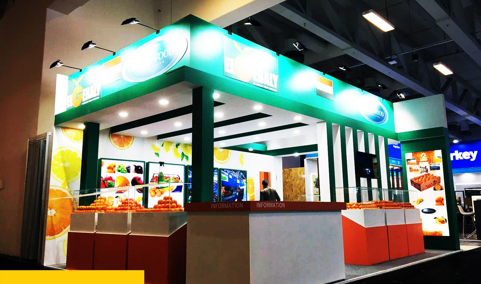 Hama food company.