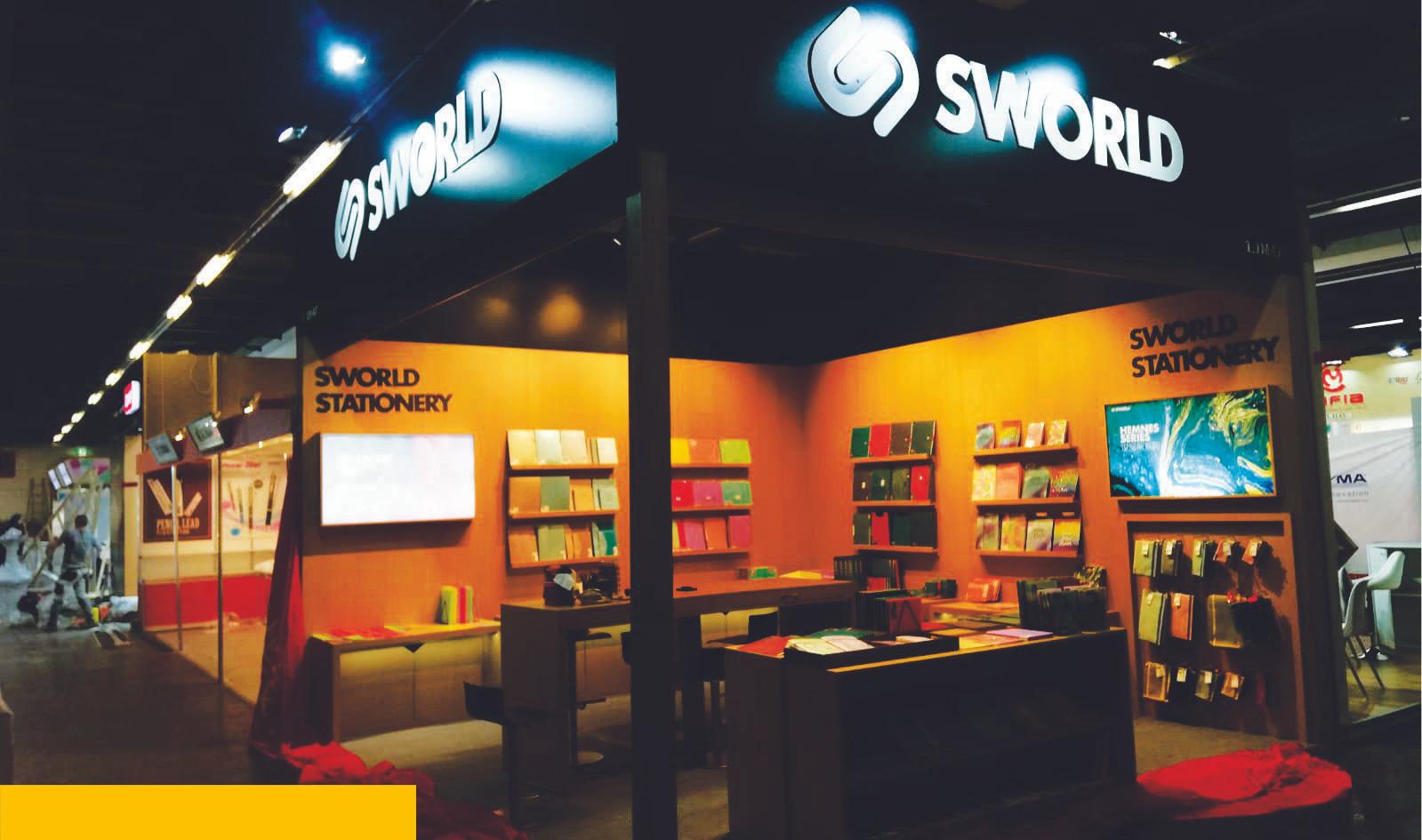 Sworld company.