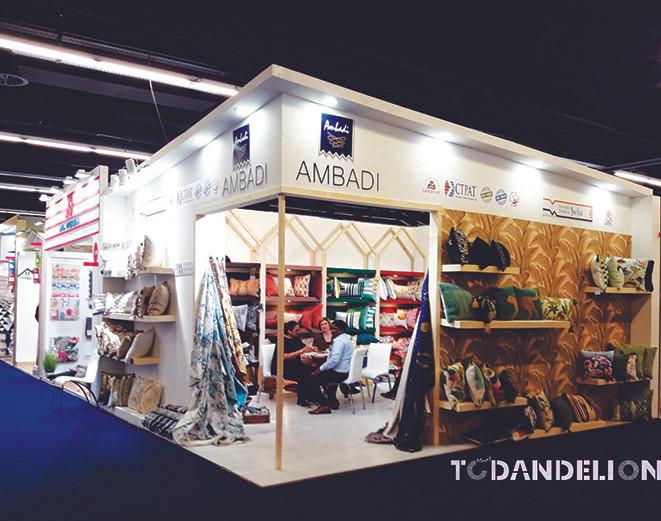 Ambadi exports company.