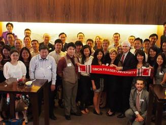SFU President's Alumni Reception (Nov 24, 2014)