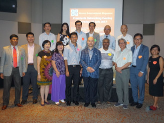 AIS Presidents' Networking (July 20, 2017)