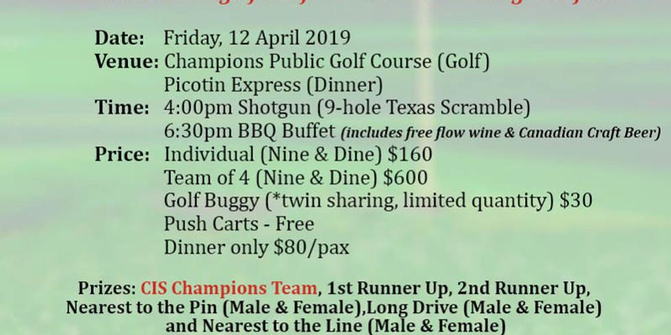 Canadian International School: Friends of Canada Golf Tournament