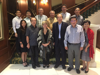 CA-S Farewell Dinner for H.E. Heather Grant (May 17, 2016)
